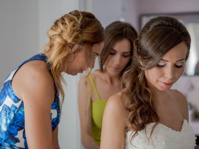La boda de Pedro y Sandra en Museros, Valencia 15
