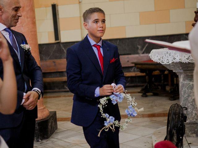 La boda de Pedro y Sandra en Museros, Valencia 28
