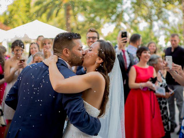 La boda de Pedro y Sandra en Museros, Valencia 33