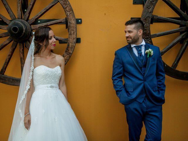 La boda de Pedro y Sandra en Museros, Valencia 34