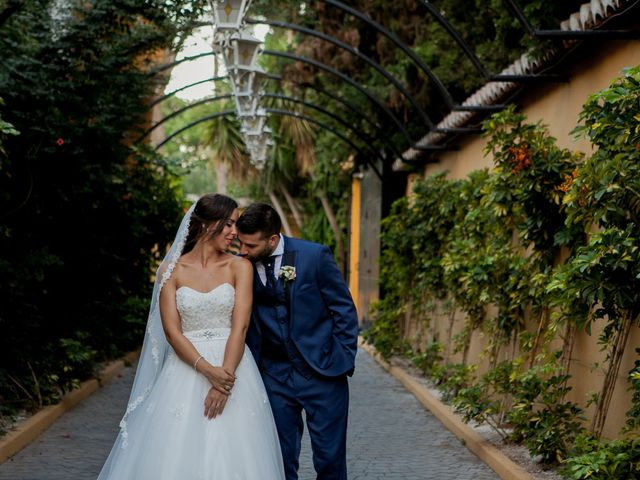 La boda de Pedro y Sandra en Museros, Valencia 36