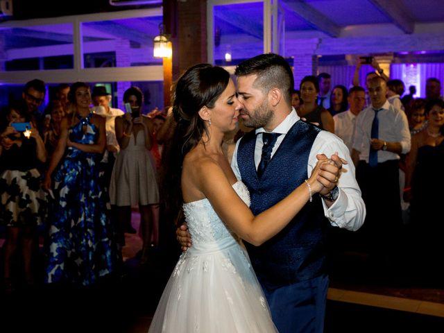 La boda de Pedro y Sandra en Museros, Valencia 40