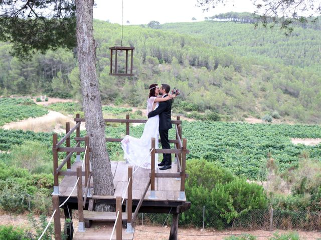 La boda de Raquel y Álex