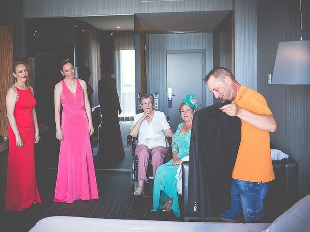 La boda de Laura y David en Algete, Madrid 11