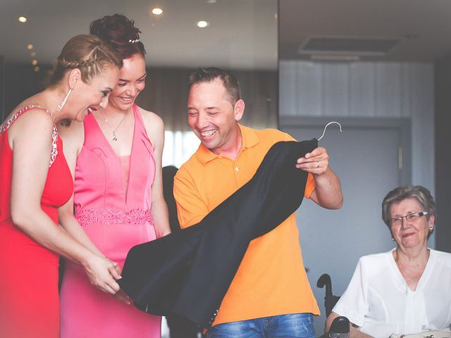 La boda de Laura y David en Algete, Madrid 14