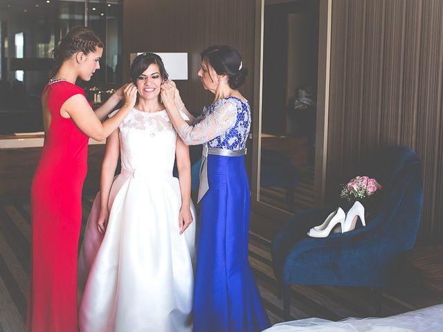 La boda de Laura y David en Algete, Madrid 49
