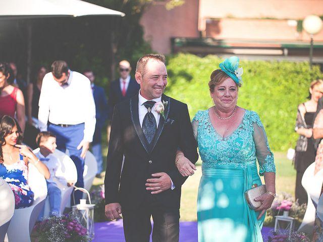 La boda de Laura y David en Algete, Madrid 58