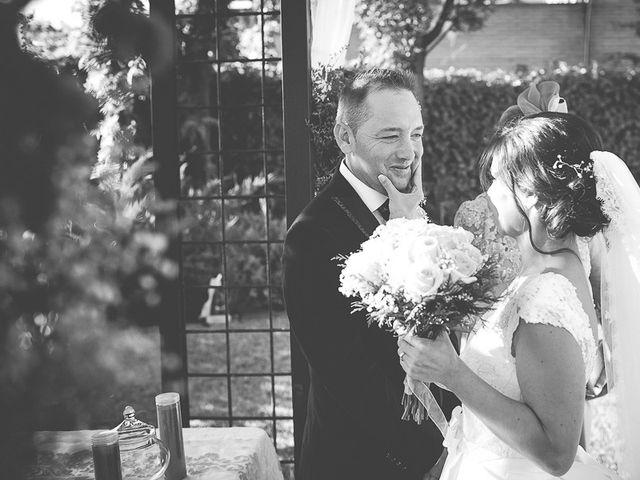 La boda de Laura y David en Algete, Madrid 60