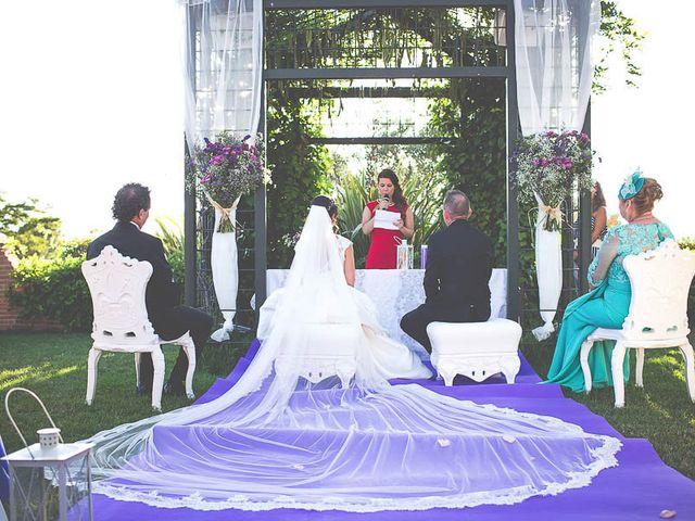 La boda de Laura y David en Algete, Madrid 61