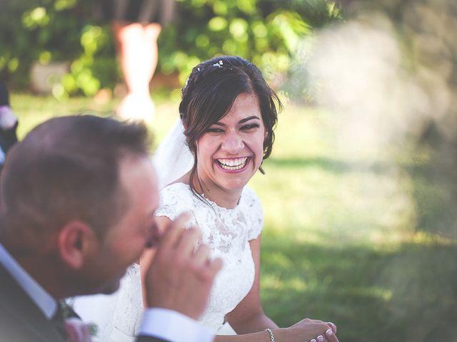 La boda de Laura y David en Algete, Madrid 62