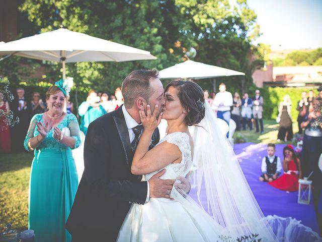 La boda de Laura y David en Algete, Madrid 65