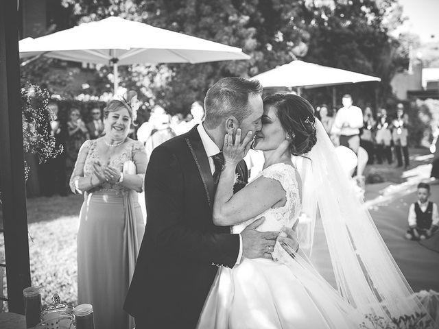La boda de Laura y David en Algete, Madrid 66
