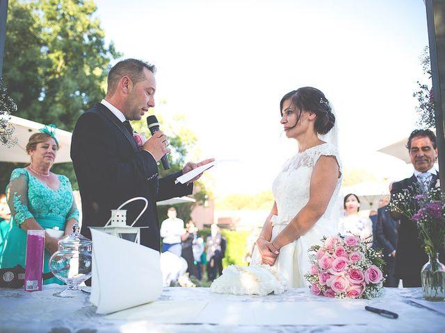 La boda de Laura y David en Algete, Madrid 67