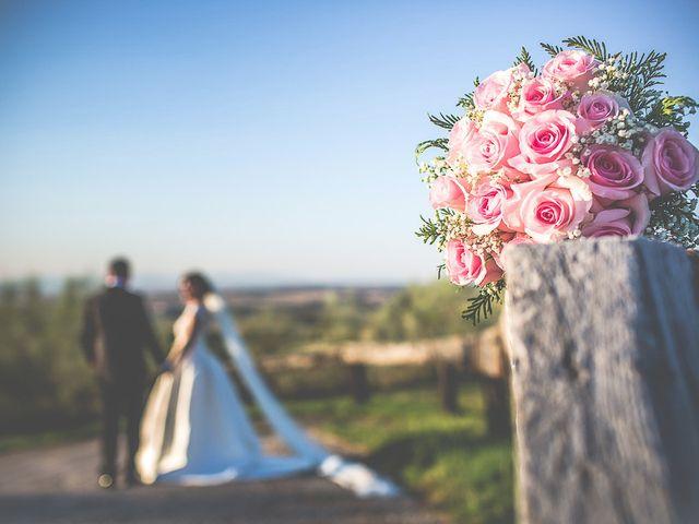 La boda de Laura y David en Algete, Madrid 73