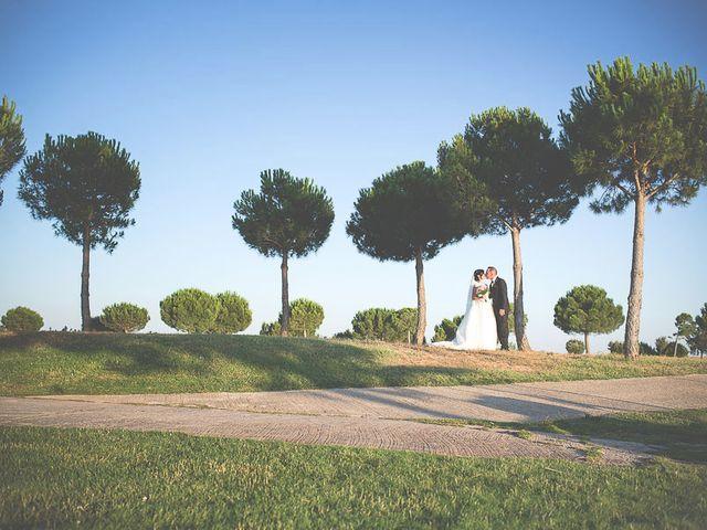 La boda de Laura y David en Algete, Madrid 74