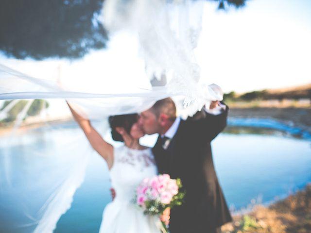 La boda de Laura y David en Algete, Madrid 75