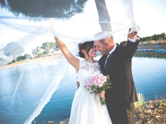 La boda de Laura y David en Algete, Madrid 77