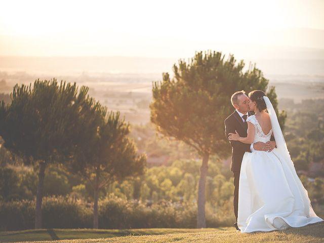 La boda de Laura y David en Algete, Madrid 84