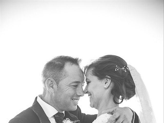 La boda de Laura y David en Algete, Madrid 90