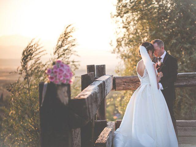 La boda de Laura y David en Algete, Madrid 92