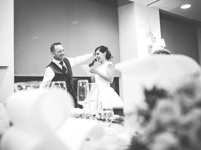 La boda de Laura y David en Algete, Madrid 102