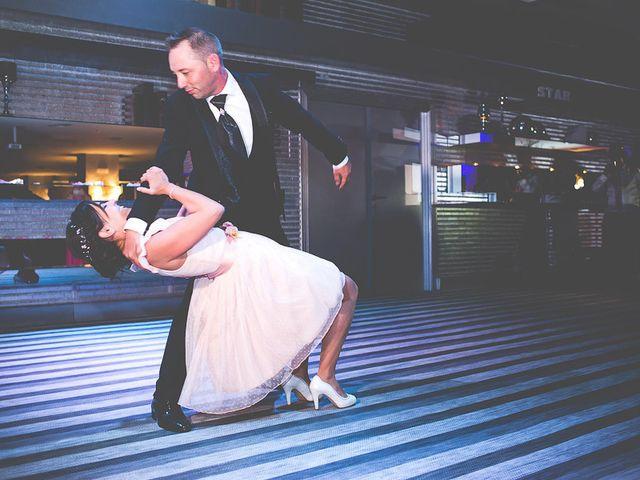 La boda de Laura y David en Algete, Madrid 105