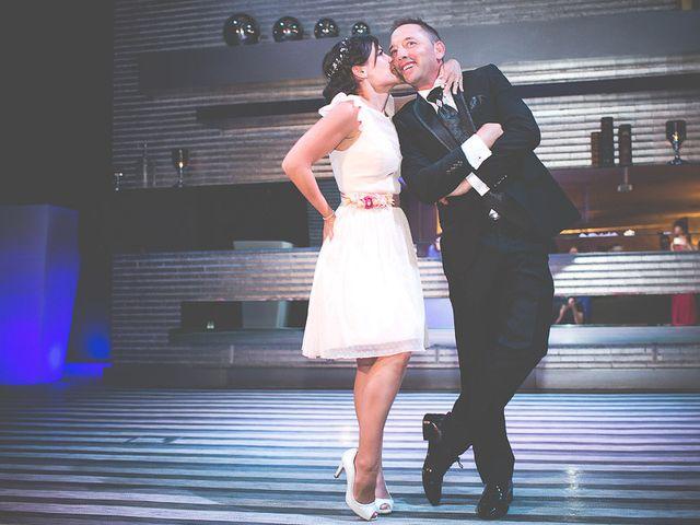 La boda de Laura y David en Algete, Madrid 106
