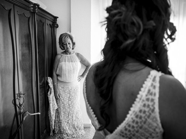 La boda de Dani y Inma en Lepe, Huelva 24