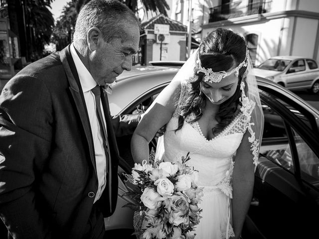 La boda de Dani y Inma en Lepe, Huelva 36