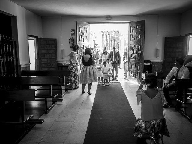 La boda de Dani y Inma en Lepe, Huelva 37