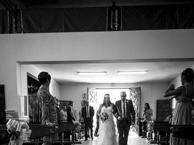 La boda de Dani y Inma en Lepe, Huelva 40