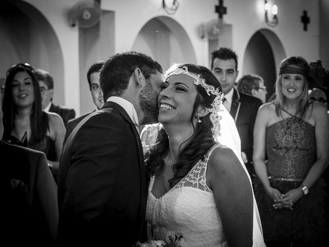 La boda de Dani y Inma en Lepe, Huelva 41