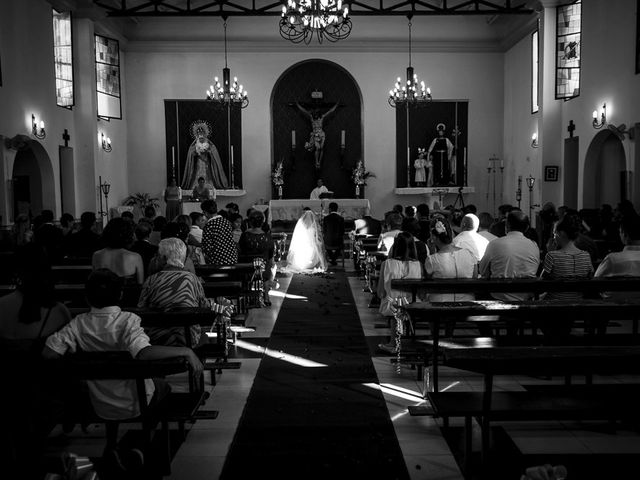 La boda de Dani y Inma en Lepe, Huelva 42