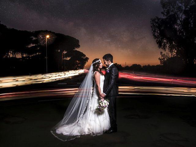 La boda de Dani y Inma en Lepe, Huelva 1
