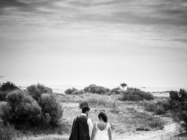 La boda de Dani y Inma en Lepe, Huelva 89