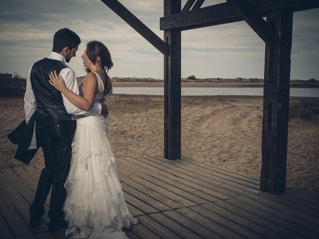 La boda de Dani y Inma en Lepe, Huelva 90