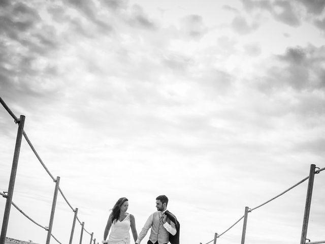 La boda de Dani y Inma en Lepe, Huelva 91