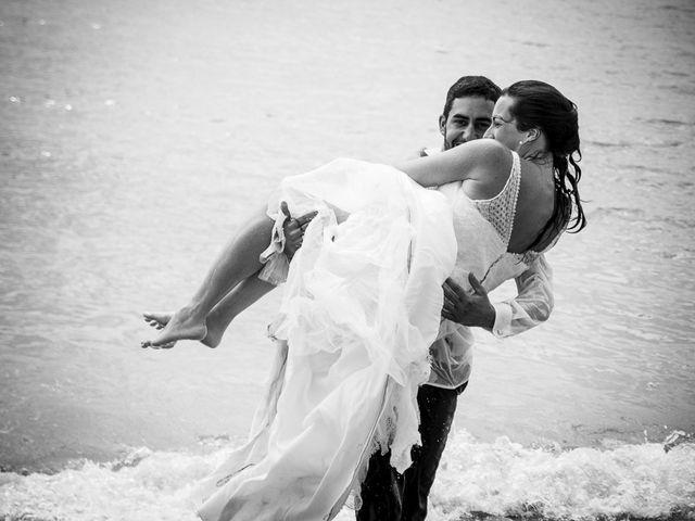 La boda de Dani y Inma en Lepe, Huelva 98