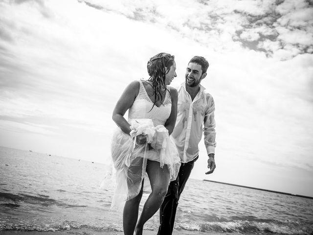 La boda de Dani y Inma en Lepe, Huelva 2