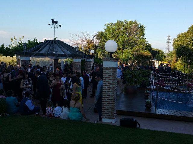 La boda de Chema y Saray  en Numancia De La Sagra, Toledo 3