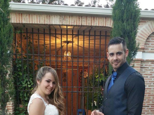 La boda de Chema y Saray  en Numancia De La Sagra, Toledo 2