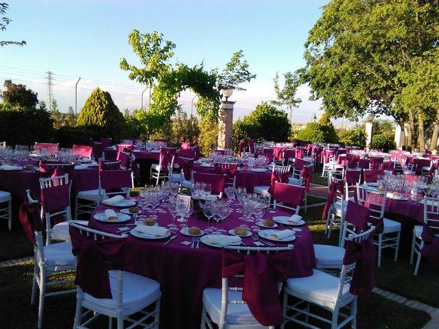 La boda de Chema y Saray  en Numancia De La Sagra, Toledo 4