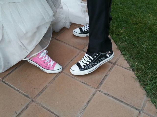 La boda de Chema y Saray  en Numancia De La Sagra, Toledo 6