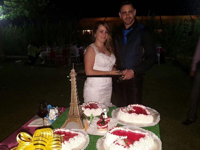 La boda de Chema y Saray  en Numancia De La Sagra, Toledo 7