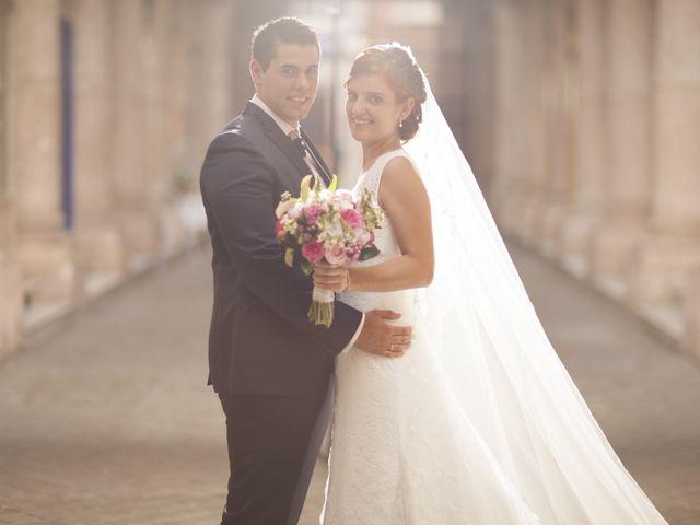 La boda de Beatriz y David