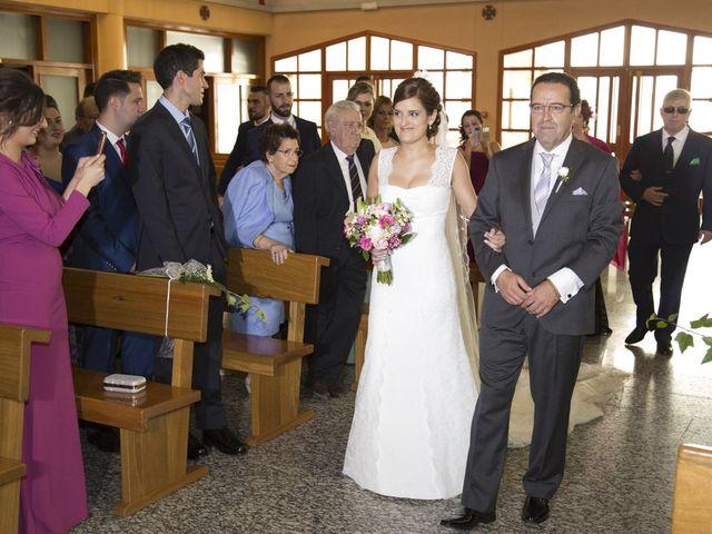 La boda de David y Beatriz en Albacete, Albacete 3