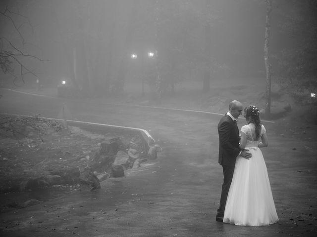 La boda de Andrea y Santi