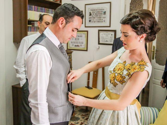 La boda de Victor y Ángela en Talarrubias, Badajoz 4