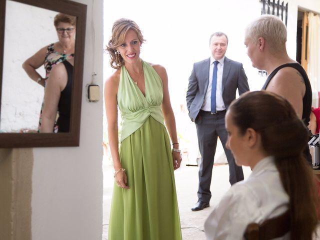 La boda de Victor y Ángela en Talarrubias, Badajoz 7