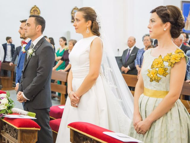 La boda de Victor y Ángela en Talarrubias, Badajoz 14